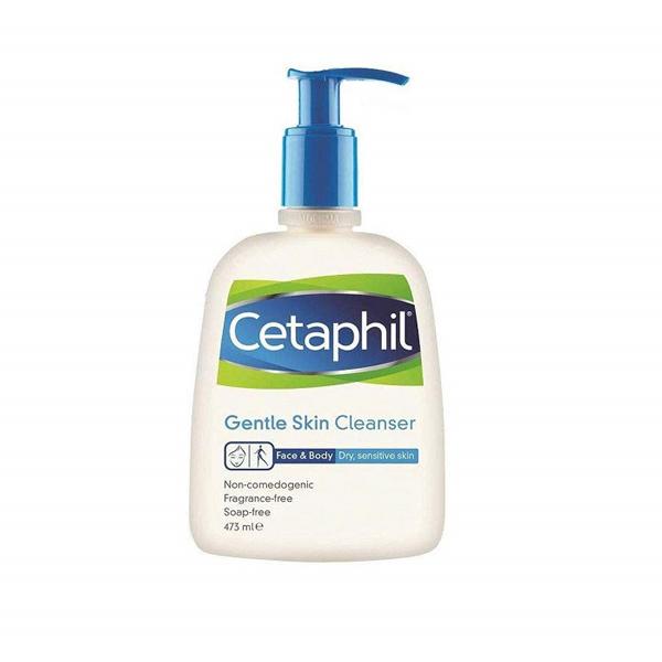 sữa rửa mặt cho da nhạy cảm cetaphil gentle skin cleanser